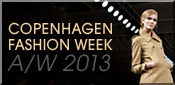 Copenhagen Fashion Week A/W 2013