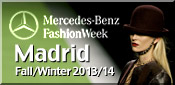 Mercedes Benz Fashion Week Madrid Fall/Winter 2013/14