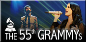 The 55th Grammys